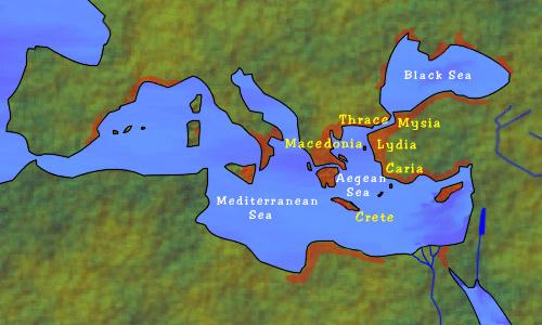 Untitled Document - Greek colonization archaic period map