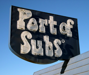 Port of Subs, Roadsidepicutures, Flickr