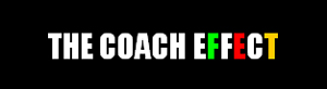 """A graphic displaying the words """"The Coach Effect"""""""