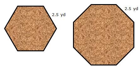regular hexagon and regular octagon
