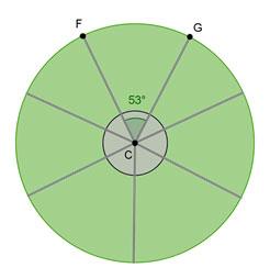 diagram of a Memorial circle