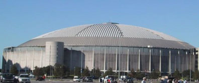 Reliant Astrodome in Houston, Texas