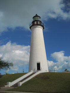 Post Isabel Lighthouse