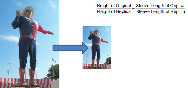 Big Tex and a Reduction
