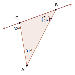Image of a triangle