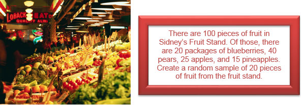fruit stand problem