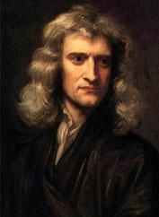 Image of Sir Isaac Newton