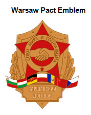 Image of the Warsaw Pact emblem