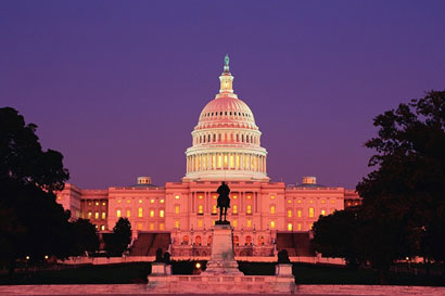 Image of the capitol building in Washington D.C.