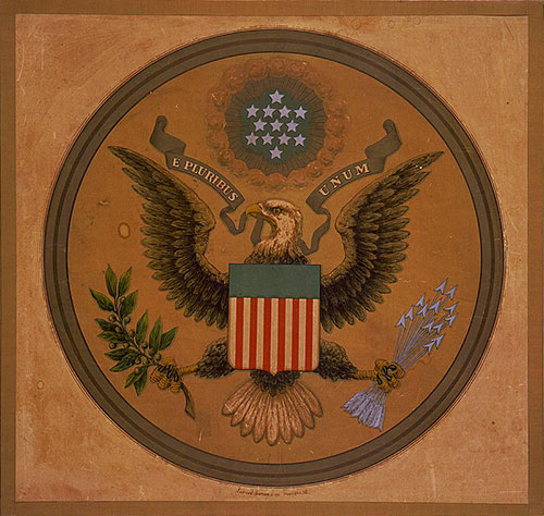 Image of the Great Seal of the United States