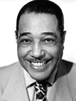 Image of Duke Ellington smiling
